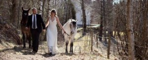 April 3rd we got married!