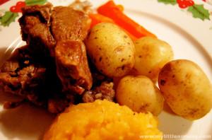 Festive Dishes for the Norwegian God Jul