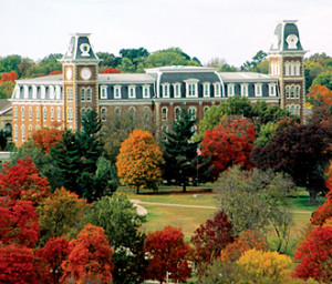arkansas campus