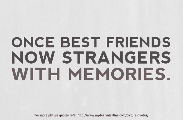 Quotes About A Broken Friendship Interesting Brokenfriendshipquotesoncebestfriends  Solgave
